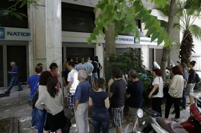 GRČKA: BANKE I BERZA DANAS ZATVORENI