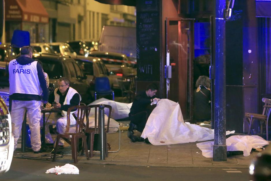 U NAPADIMA U PARIZU 160 ŽRTAVA