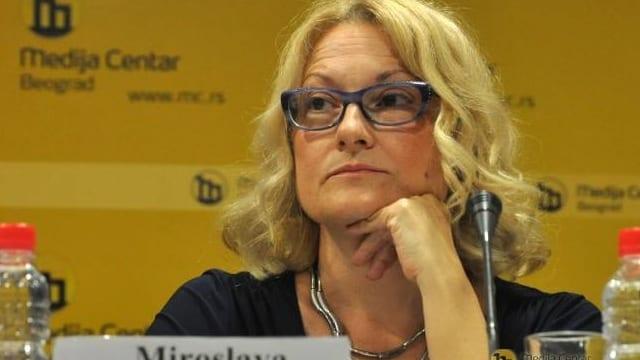"""MIROSLAVI MILENOVIĆ OEBS-OVA NAGRADA """"LIČNOST GODINE"""""""