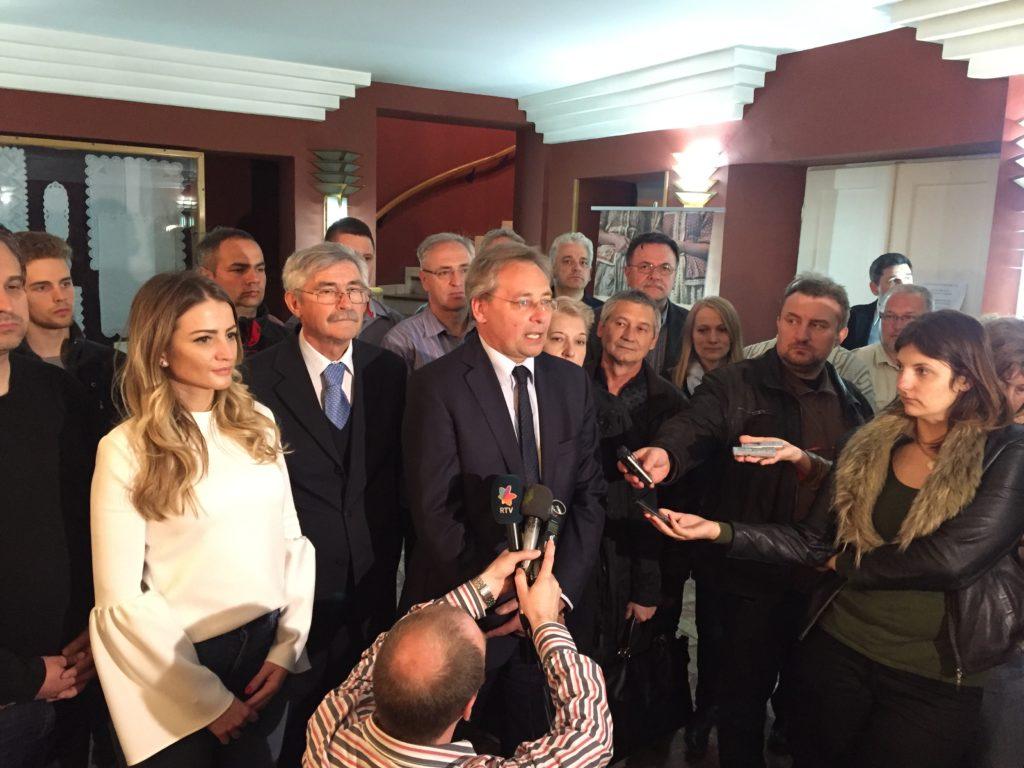 MAGLAI: POLITIKA SVM-A DOBILA OZBILJAN UDARAC OD KOJEG SE NEĆE OPORAVITI