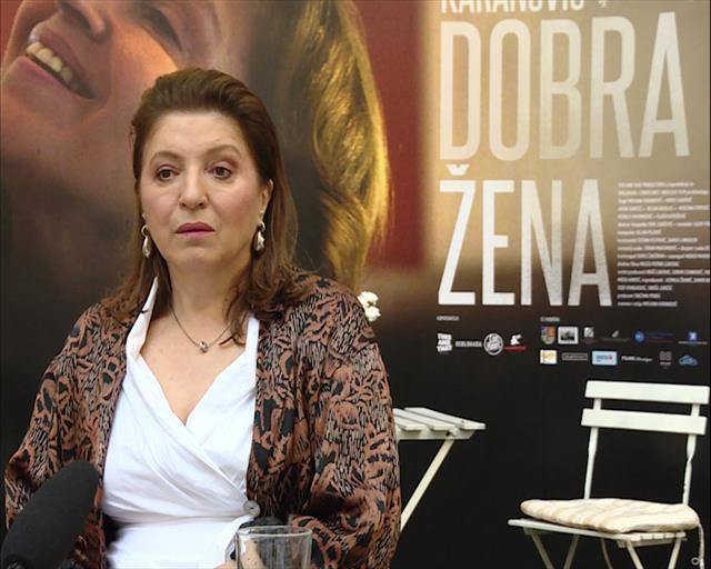 """MIRJANA KARANOVIĆ U ART BIOSKOPU """"ALEKSANDAR LIFKA"""": O SUOČAVANJU S LIČNOM PROŠLOŠĆU"""
