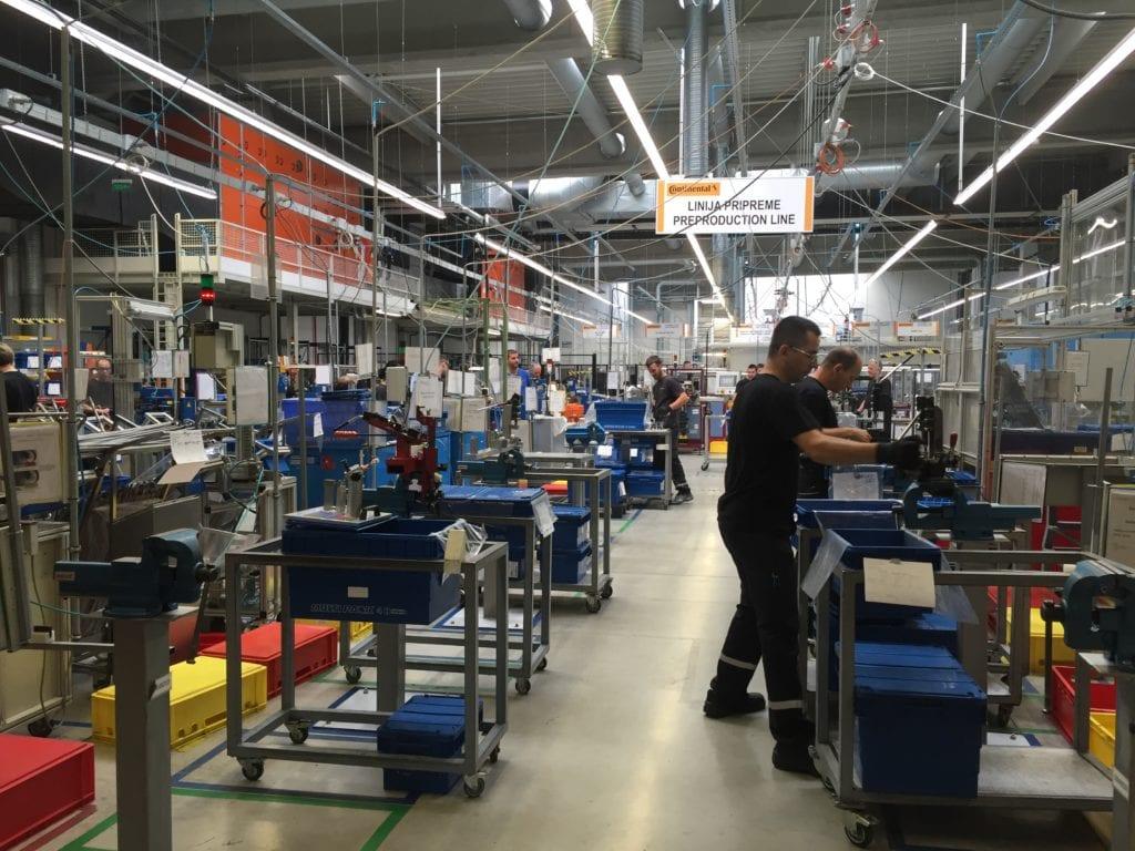 Subotica: Kontinental otpustio oko 150 radnika?