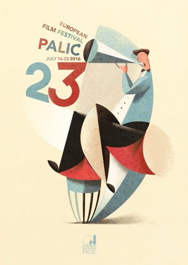 SUTRA POČINJE 23. FESTIVAL EVROPSKOG FILMA PALIĆ