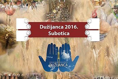 """""""DUŽIJANCA 2016"""": U NEDELJU NA TRGU PREDAJA HLEBA OD NOVOG ŽITA GRADONAČELNIKU"""