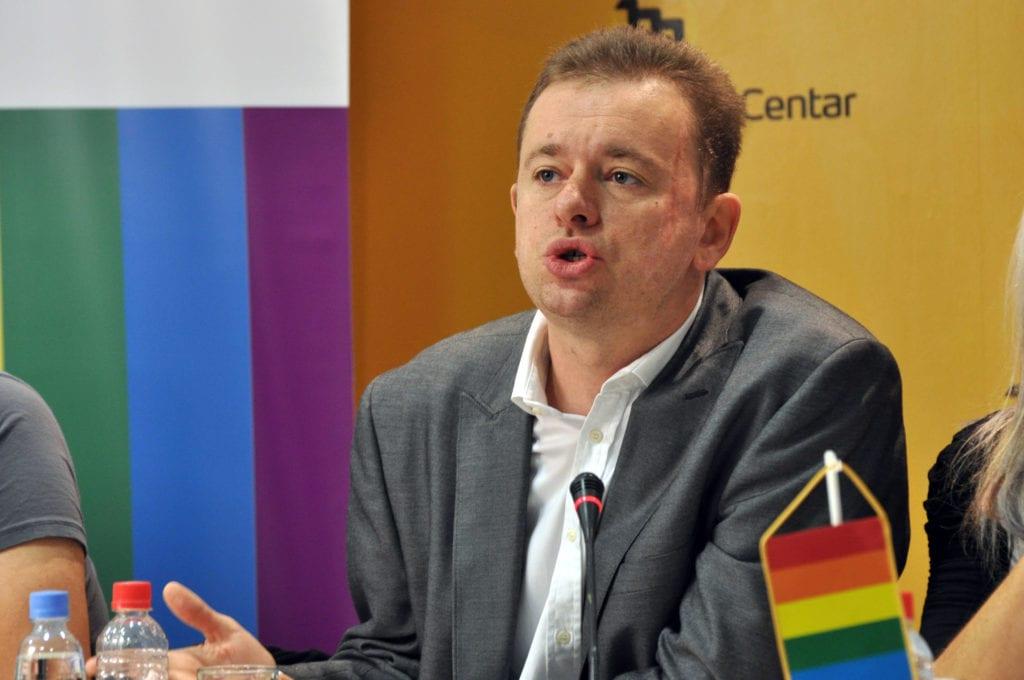 Miletić: Zakon o istopolnim partnerstvima biće usvojen onda kada Vučić bude hteo