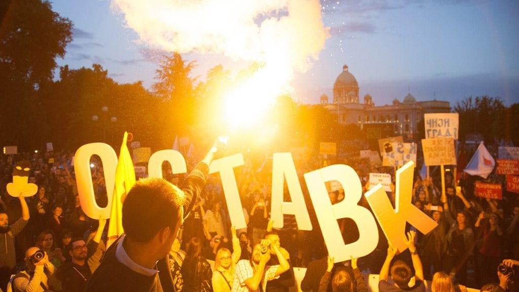 NOVI PROTEST NE DA(VI)MO BEOGRAD ZBOG SAVAMALE: OSTAVKE I ODGOVORNOST
