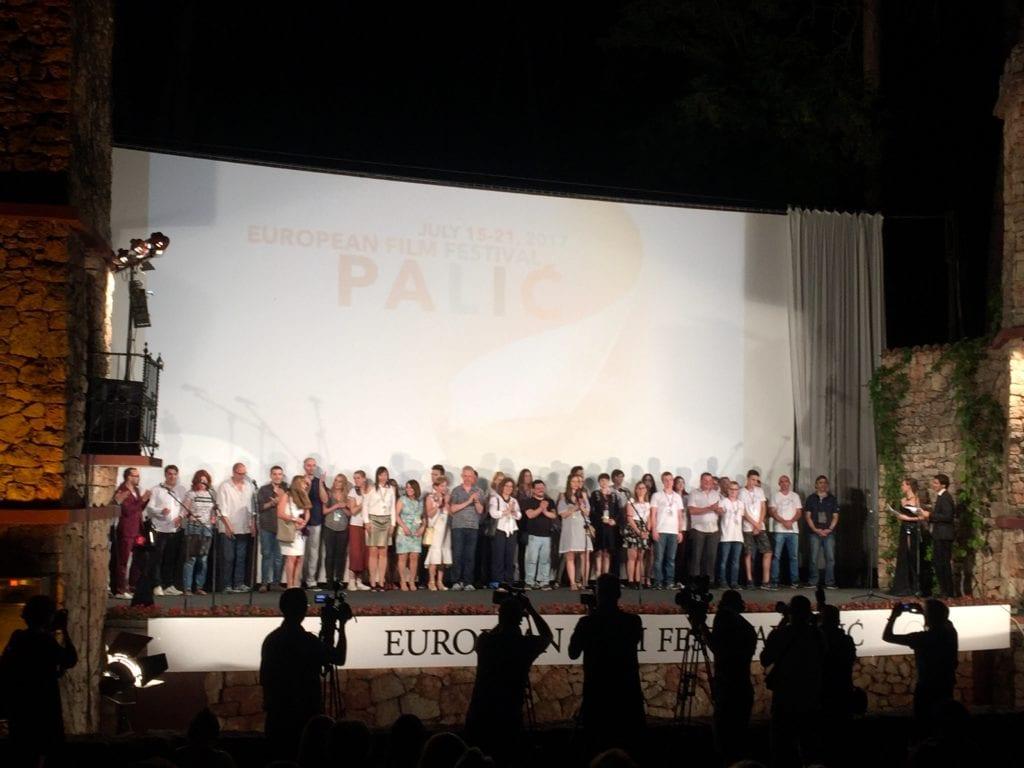 FESTIVAL EVROPSKOG FILMA PALIĆ MEĐU 26 NAJZNAČAJNIJIH EVROPSKIH FESTIVALA