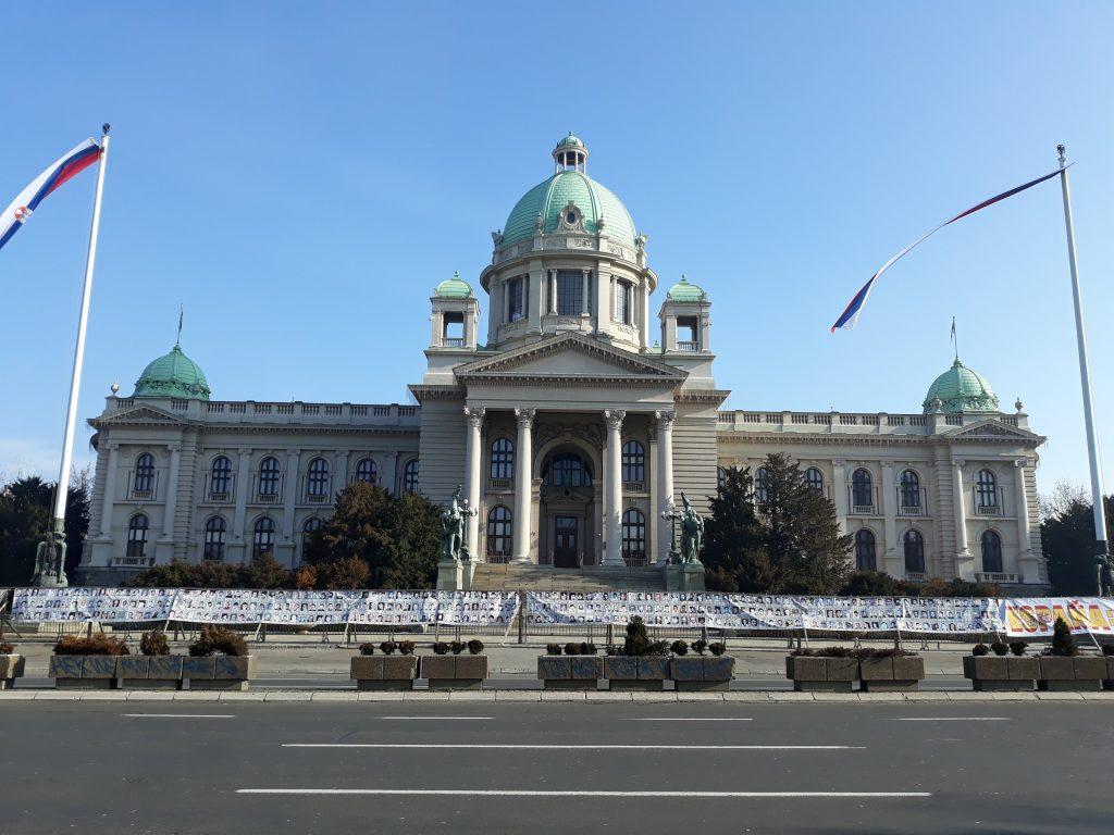 """POSLANICI OPET OPTUŽUJU SUDIJU MAJIĆA: """"DEO ŠIRE ZAVERE"""" PROTIV VUČIĆA"""