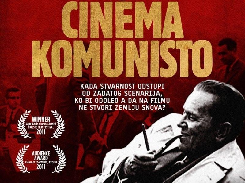 """FILM """"CINEMA KOMUNISTO"""" MILE TURAJLIĆ 9. MAJA U GRADSKOM MUZEJU"""