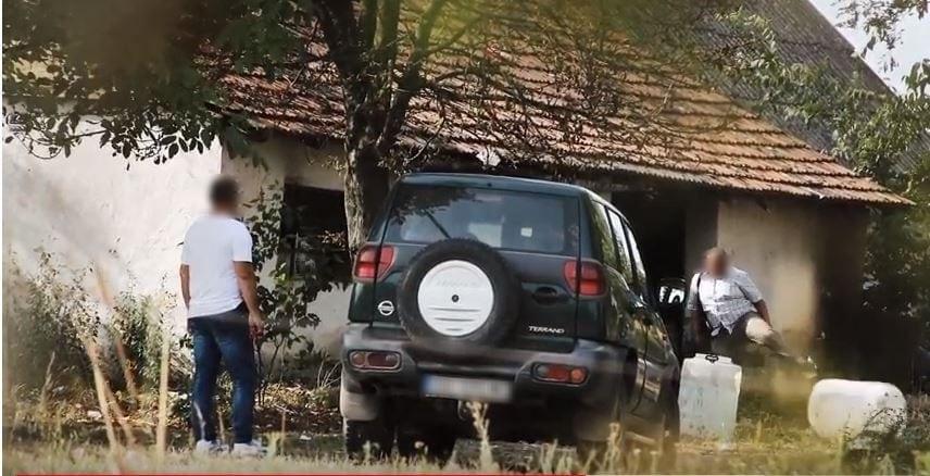 TEŠKE OPTUŽBE IZBEGLICA NA RAČUN SRPSKE POLICIJE (VIDEO)