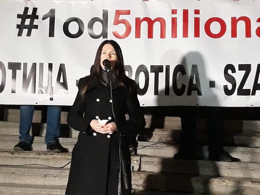 """DRUGA PROTESTNA ŠETNJA """"1 OD 5 MILIONA"""" U SUBOTICI: JAVNI INTERES KAO JEDINI CILJ"""