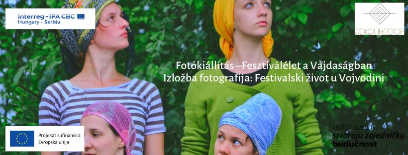 SAVREMENA GALERIJA SUBOTICA: IZLOŽBA FOTOGRAFIJA ŽOFIE SERDA – FESTIVALSKI ŽIVOT U VOJVODINI