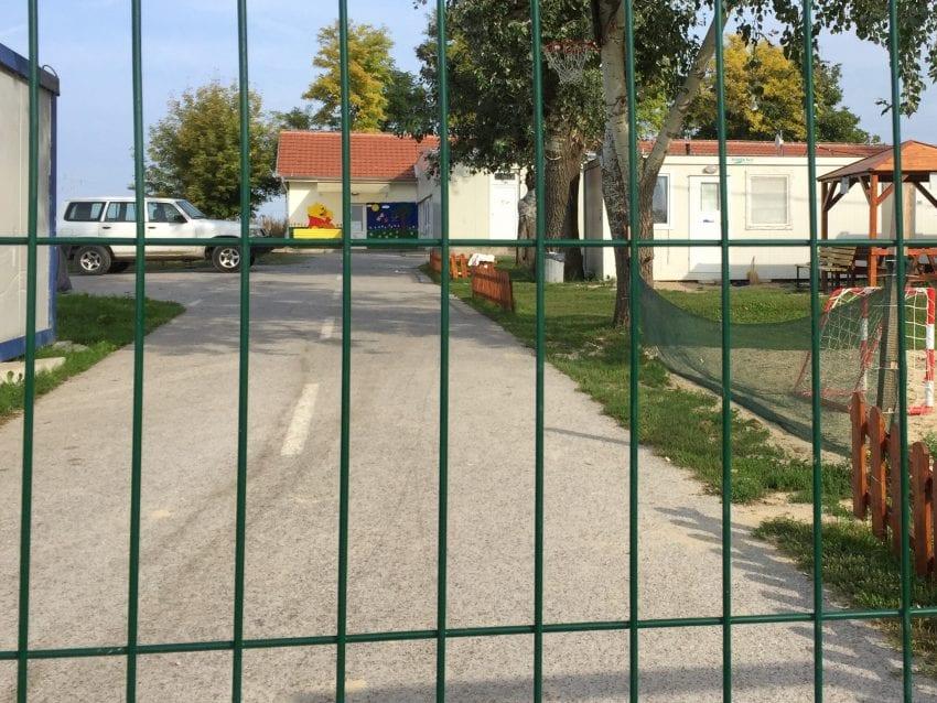 OTVARA SE PRIHVATNI KAMP U SUBOTICI ZA POVRATNIKE IZ INOSTRANSTVA BEZ PREBIVALIŠTA U SRBIJI