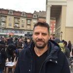 Sabolc Tolnai reditelj protest