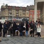 protest protiv unistavanja kulturne bastine2