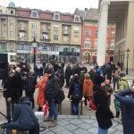 protest protiv unistavanja kulturne bastine5