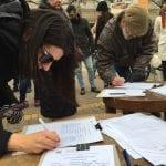 protest protiv unistavanja kulturne bastine7