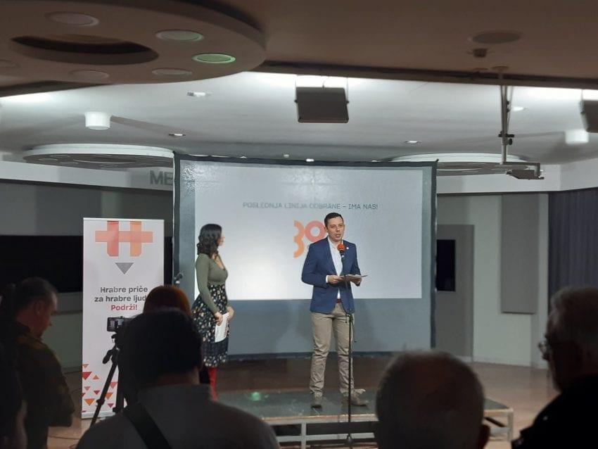 BORIS DEŽULOVIĆ I STEFAN JANJIĆ DOBITNICI NAGRADA NA 30. ROĐENDANU NDNV-A