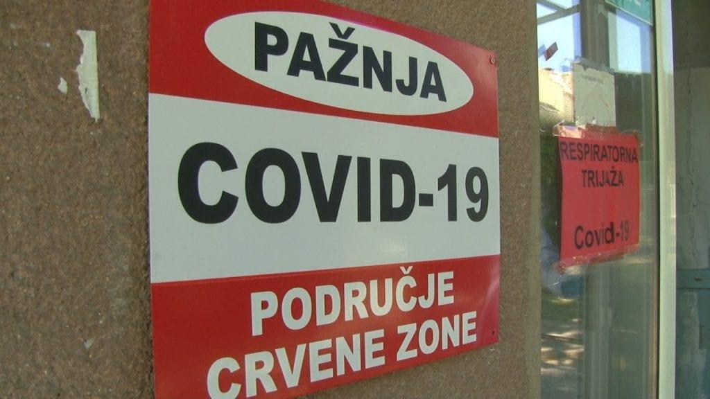Institut za javno zdravlje Vojvodine: U Pokrajini 5.535 registrovanih aktivnih slučajeva zaraze virusom korona