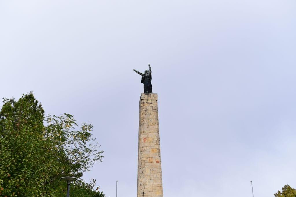 Spomenik Sloboda Jelena Dukarić