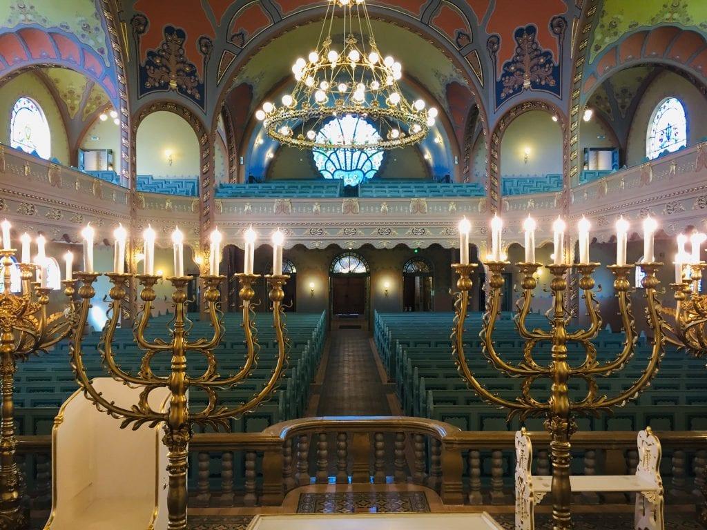 Subotička Sinagoga i Rajhlova palata na Google Arts and Culture platformi