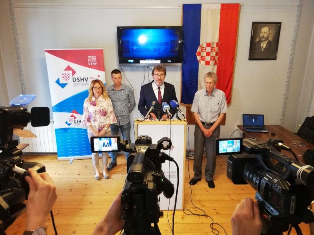 Žigmanov: DSHV tokom kampanje izložen pretnjama, pritiscima i antihrvatskom raspoloženju