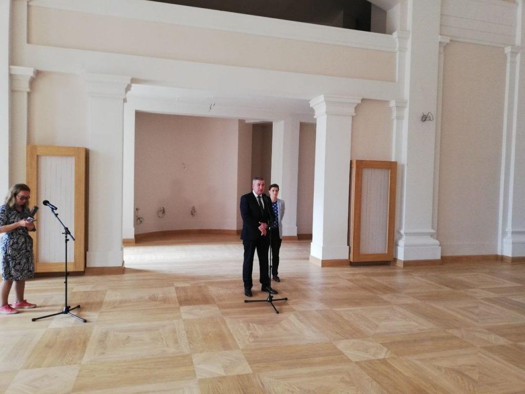 Brnabić u Subotici: Narodno pozorište biće završeno 2021.