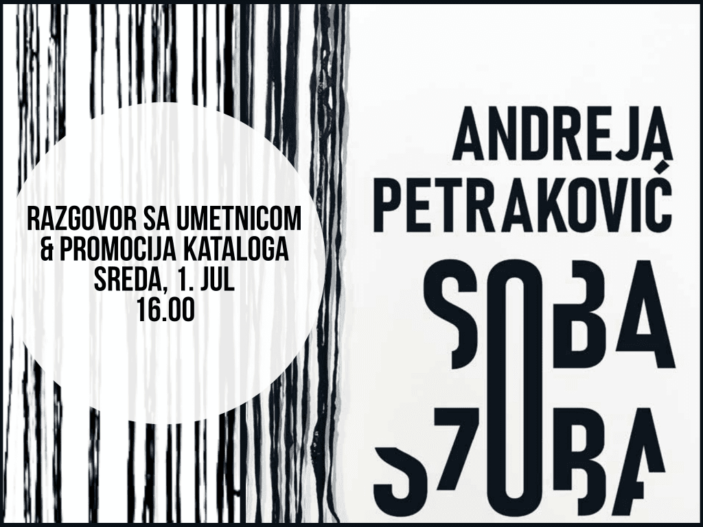 Savremena galerija Subotica: Razgovor sa umetnicom Andrejom Petraković