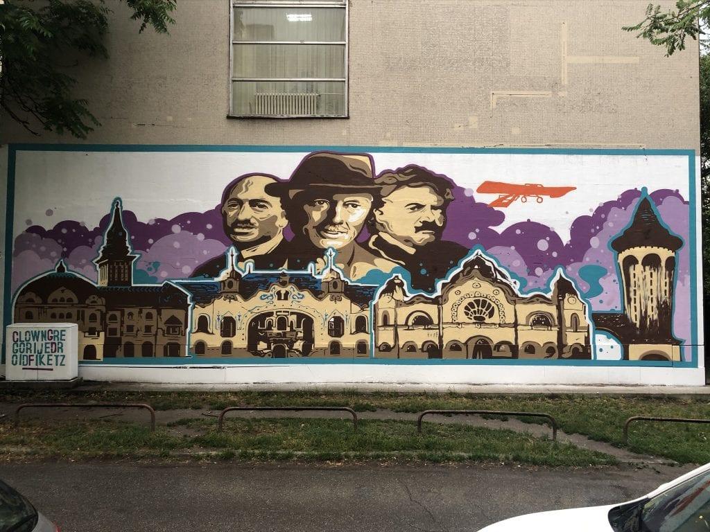 Zahvaljujući Centru lokalne demokratije (LDA), Subotica dobila novi mural