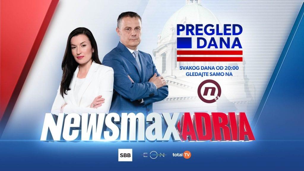 United Media pokreće produkciju informativnog programa Newsmax Adria