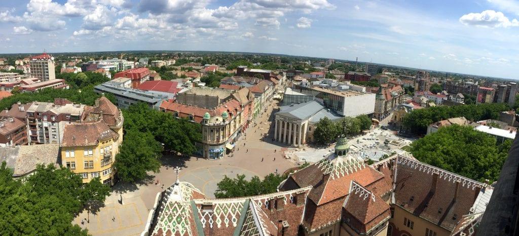 Subotica traži projektanta za novi izgled centra grada