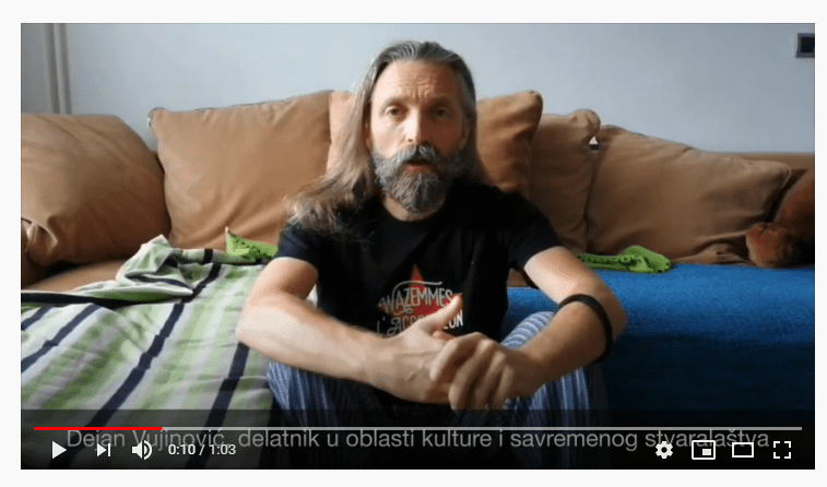Dejan Vujinović: Magločistač je posvećen lokalnim temama kojih ima na pretek (VIDEO)