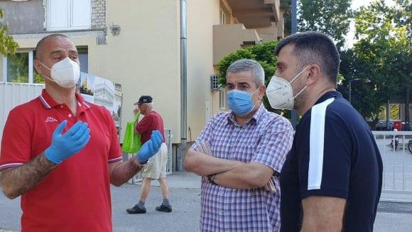 Ministar za rad, zapošljavanje, boračka i socijalna pitanja Zoran Đorđević posetio Gerontološki centar