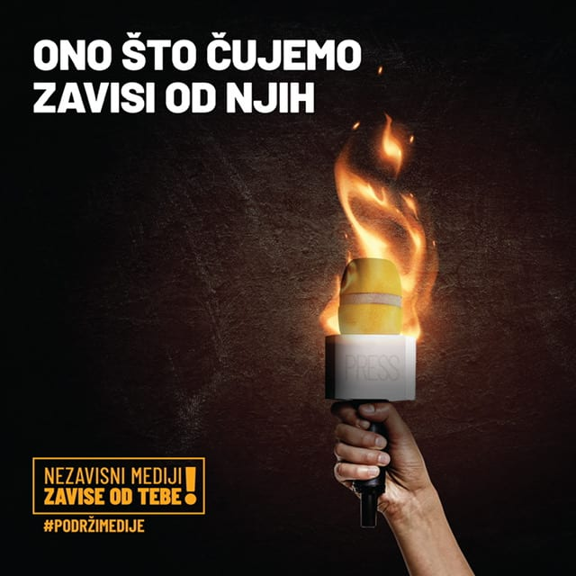 "IREX najavljuje: Onlajn konferencija ""Od koga zavise nezavisni mediji?"""