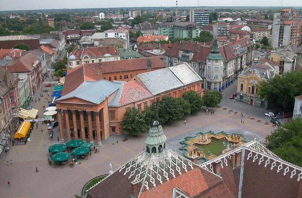 Viktorija Aladžić: Subotica u dvadesetom veku