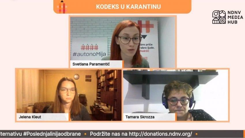 Emisija NDNV: U Srbiji postoji organizovano zagađivanje javnog prostora