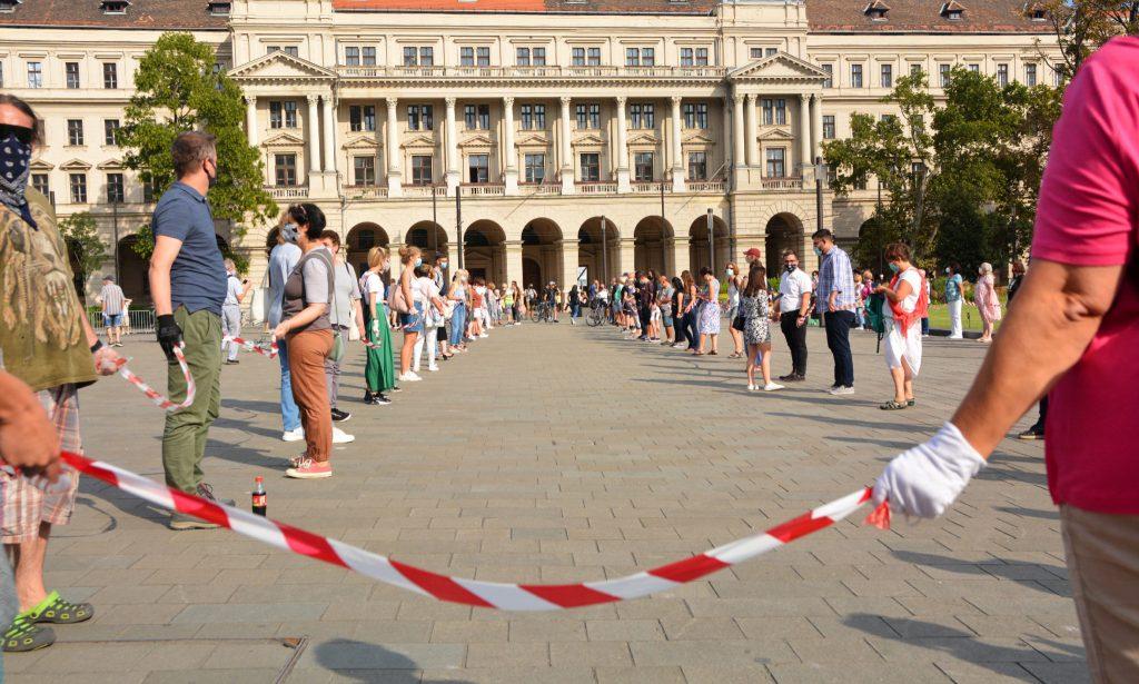 """Hermina Erdelji Greguš: Borba za """"Free SZFE"""" i slobodnu kulturu u Mađarskoj ne sme da stane"""