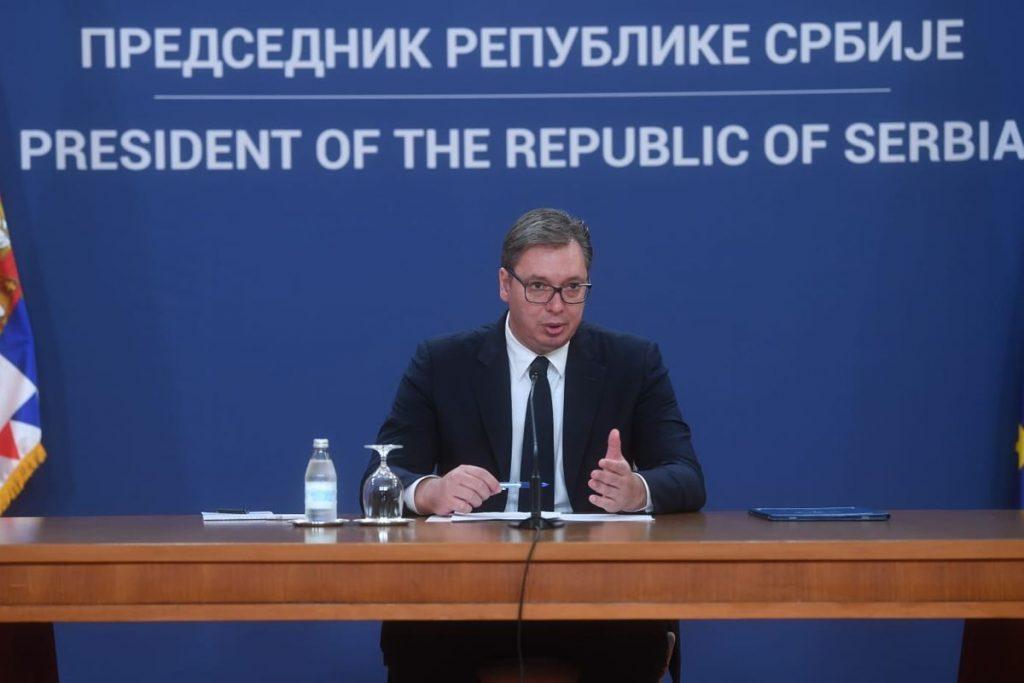 Vučić: Sutra počinje vakcinacija, najverovatnije prvo za staračke domove