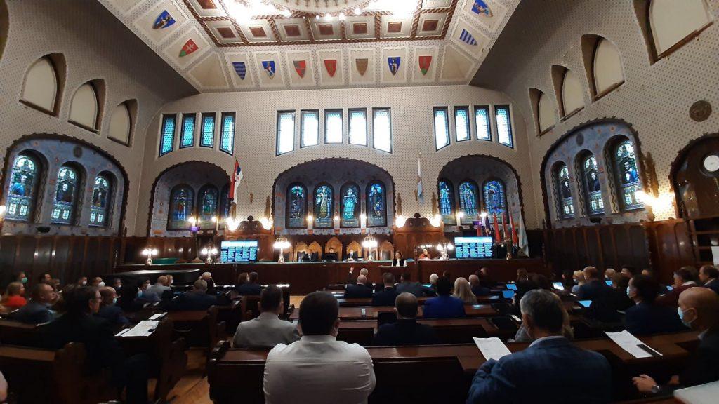 Usvojen rebalans budžeta Grada Subotice umanjen za 864 miliona dinara