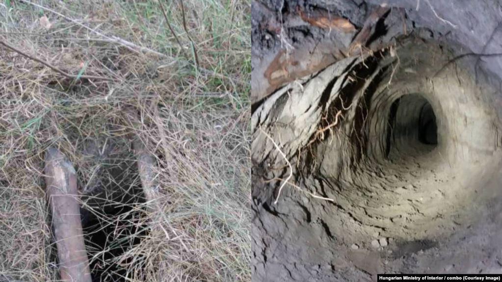 Krijumčari migranata kopaju tunele ispod granice Srbije i Mađarske