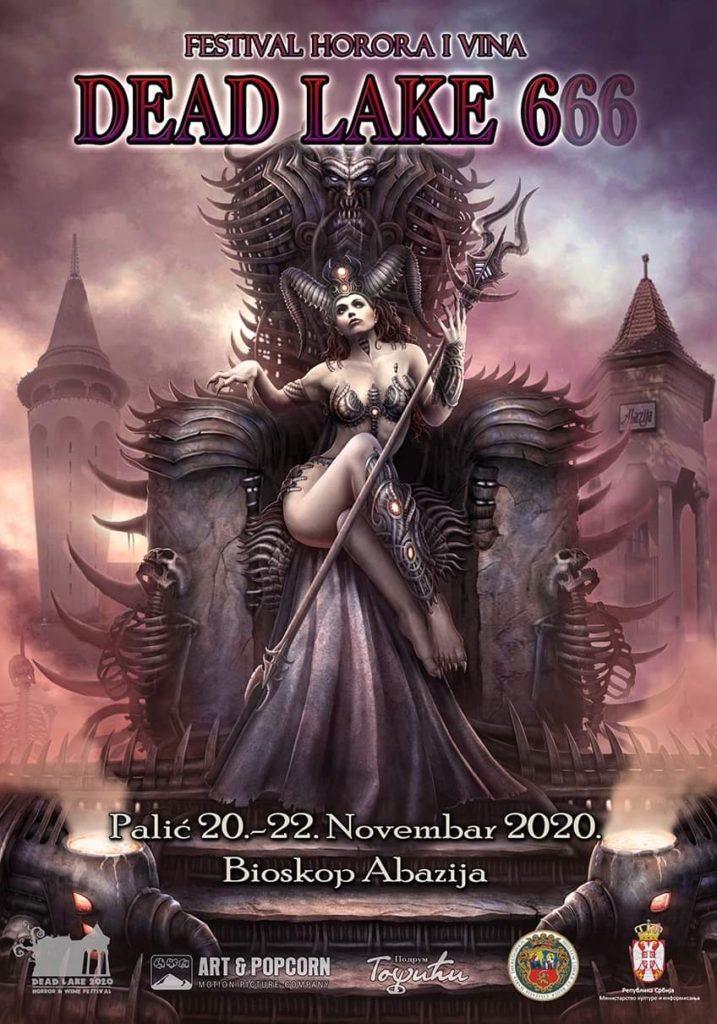 """Dead Lake Horror & Wine"" filmski festival u palićkoj ""Abaziji"" od 20. do 22. novembra"