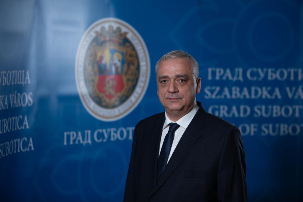 Gradonačelnik Subotice pozitivan na Kovid-19