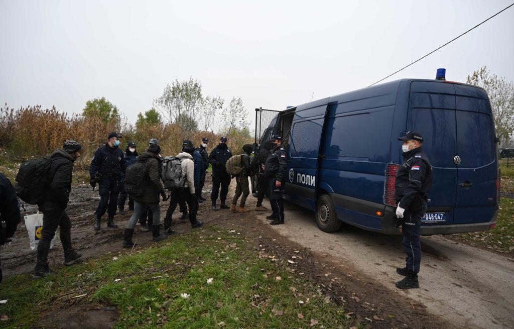 MUP: Jutros u Subotici sprovedena akcija pronalaska iregularnih migranata