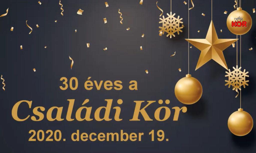 Mađarski nedeljnik Családi Kör proslavio 30 godina postojanja video-konferencijom