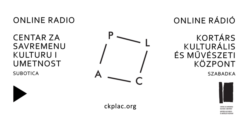 Centar za savremenu kulturu i umetnost pokrenuo onlajn Radio Plac