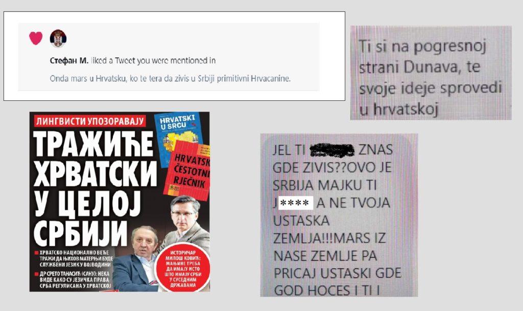 DSHV najoštrije osuđuje zastrašujuće pretnje upućene vodećim ljudima hrvatske zajednice