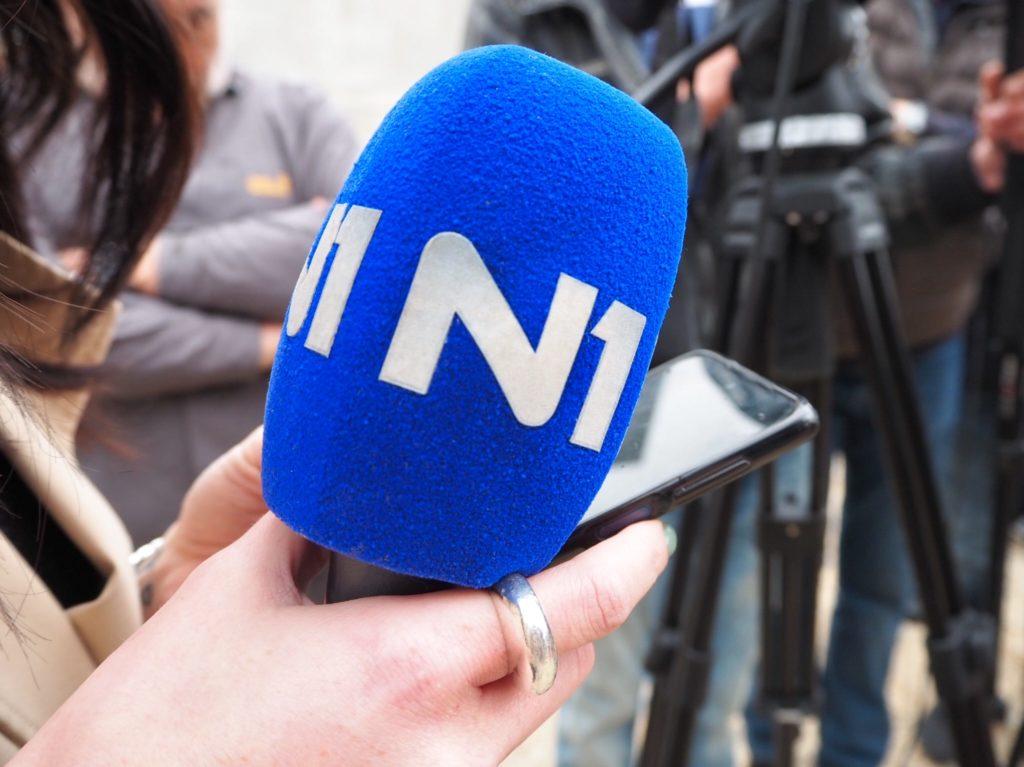 Novinari Jelena Zorić i Jugoslav Ćosić napustili N1