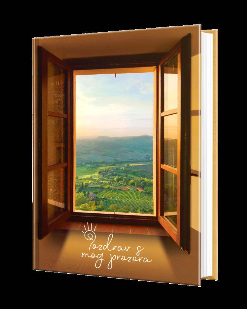 """Zahvaljujući ljudima širom bivše Jugoslavije, objavljena knjiga """"Pozdrav s mog prozora"""": """"Poverenje, ujedinjenost i podrška"""""""