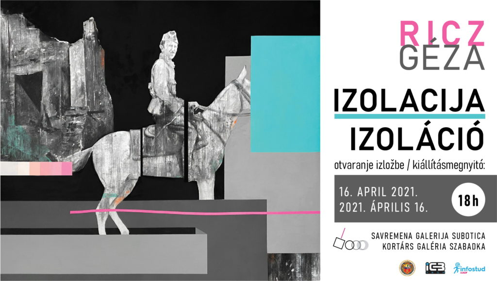"""Izložba Ric Geze """"Izolacija"""" od 16. aprila u Savremenoj galeriji Subotica"""