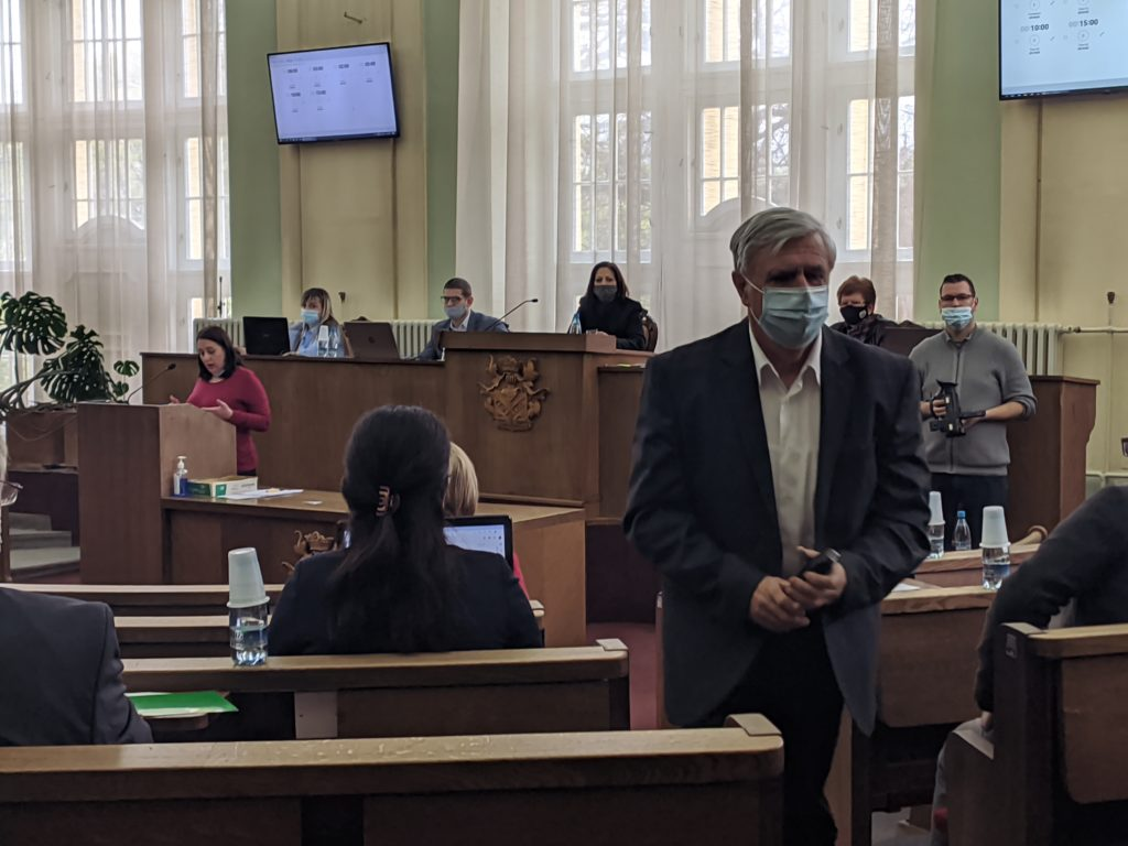 Rudolf Cegledi ostaje predsednik opštine Senta uprkos preporuci Agencije za sprečavanje korupcije